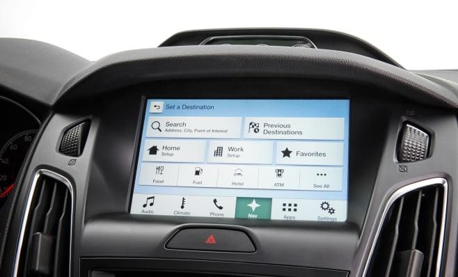 Imagem ilustrativa da notícia: Ford tem nova parceira para fornecer mapas do SYNC 3