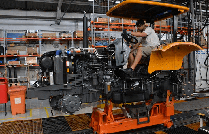 Imagem ilustrativa da notícia: Fornecedores de máquinas precisam investir em capacidade para acompanhar demanda