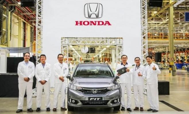 Imagem ilustrativa da notícia: Honda Fit sai de Itirapina para a rede