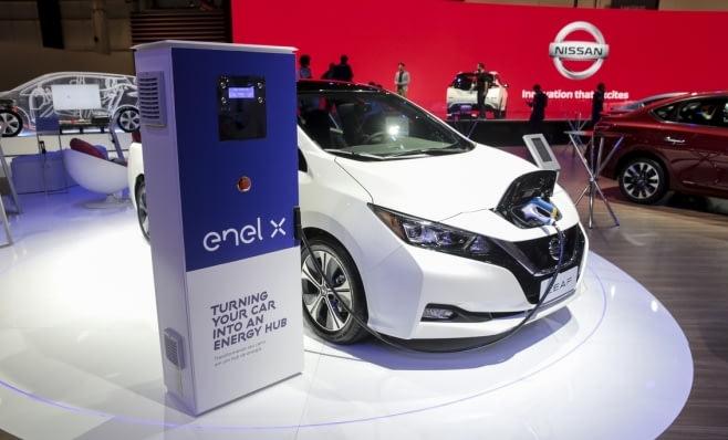 Imagem ilustrativa da notícia: Nissan e Enel X se unem promover mobilidade elétrica