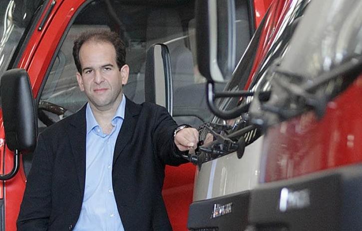 Imagem ilustrativa da notícia: Foton produzirá caminhões em Guaíba