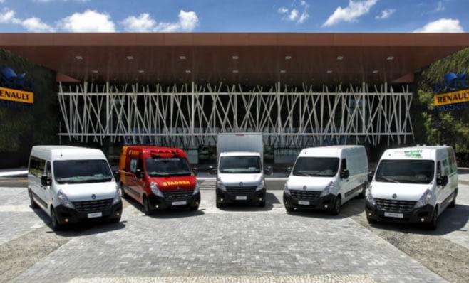 Imagem ilustrativa da notícia: Renault aposta em furgão Master para manter liderança