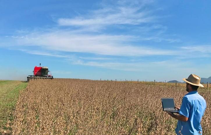 Imagem ilustrativa da notícia: Futuro do campo será um enxame de pequenas máquinas autônomas