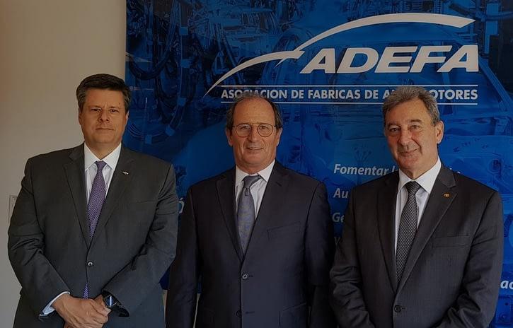 Imagem ilustrativa da notícia: Gabriel López, da Ford, é o novo presidente da Adefa