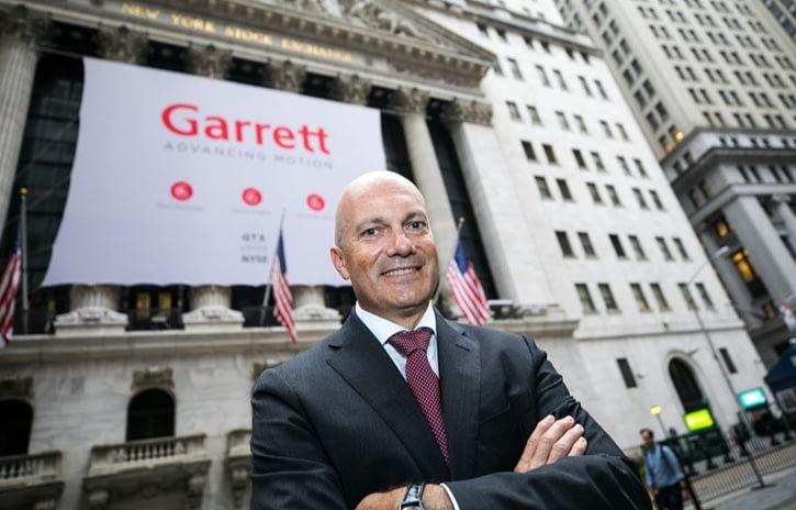 Imagem ilustrativa da notícia: Garrett começará a produzir turbos para carros em 2020