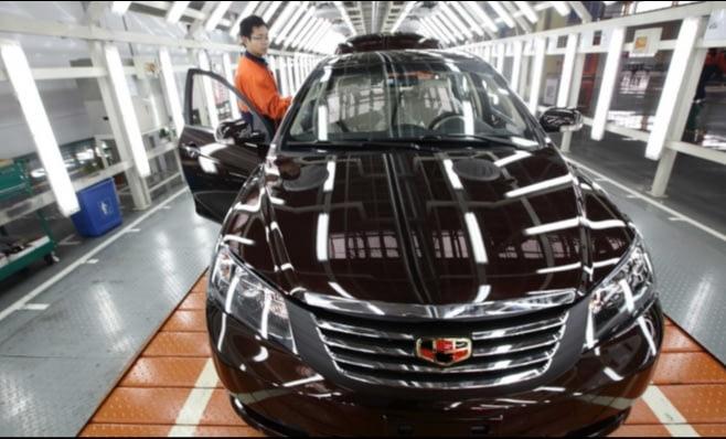 Imagem ilustrativa da notícia: Geely é a maior acionista individual da Daimler. Berlim está alerta.
