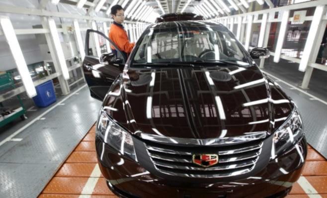 Imagem ilustrativa da notícia: Atrito Leste-Oeste chega ao setor automotivo