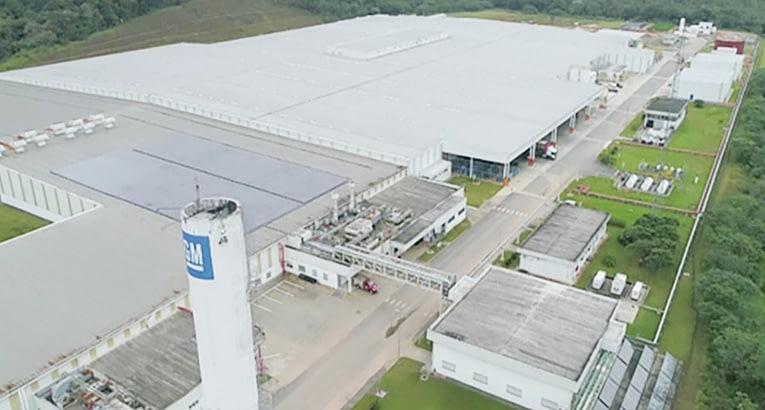 Imagem ilustrativa da notícia: General Motors inaugura linha de motores em Joinville