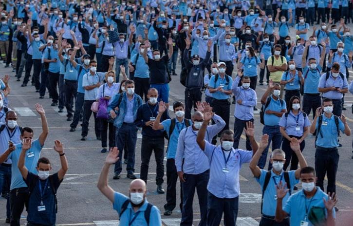 Imagem ilustrativa da notícia: General Motors propõe lay-off a trabalhadores de São José