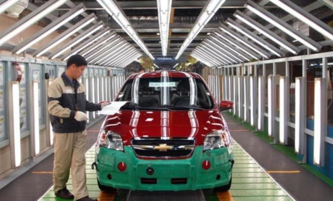 Imagem ilustrativa da notícia: GM quer demitir 5 mil na Coreia do Sul