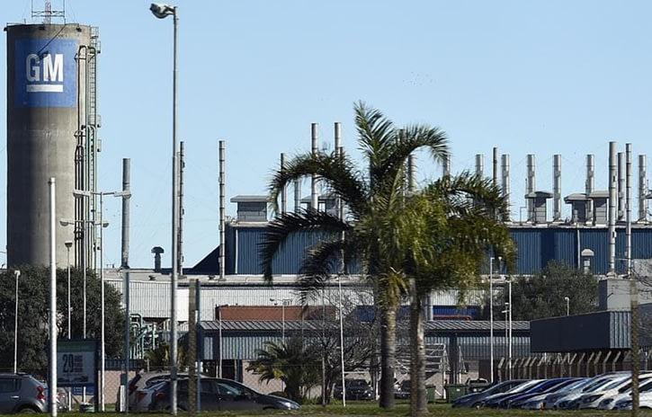 Imagem ilustrativa da notícia: GM avalia produção de picape na Argentina