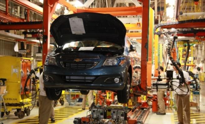 Imagem ilustrativa da notícia: GM fechará fábrica na Coreia do Sul até o fim de maio