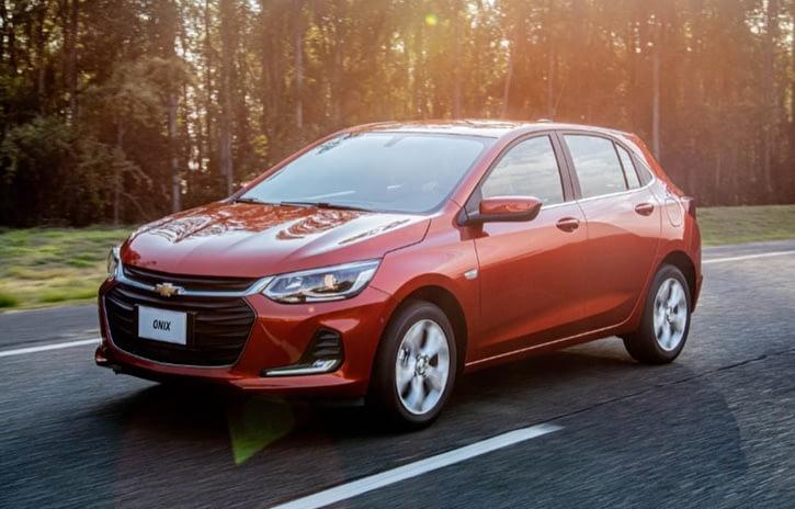 Imagem ilustrativa da notícia: Rede Chevrolet começa a vender a nova geração do Onix