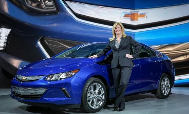 Imagem ilustrativa da notícia: GM: Pamela Fletcher assume área de veículos elétricos.
