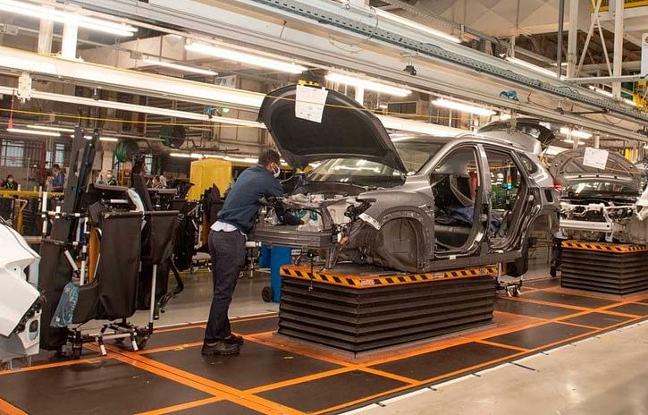 Imagem ilustrativa da notícia: GM para a fábrica de São Caetano do Sul por seis semanas