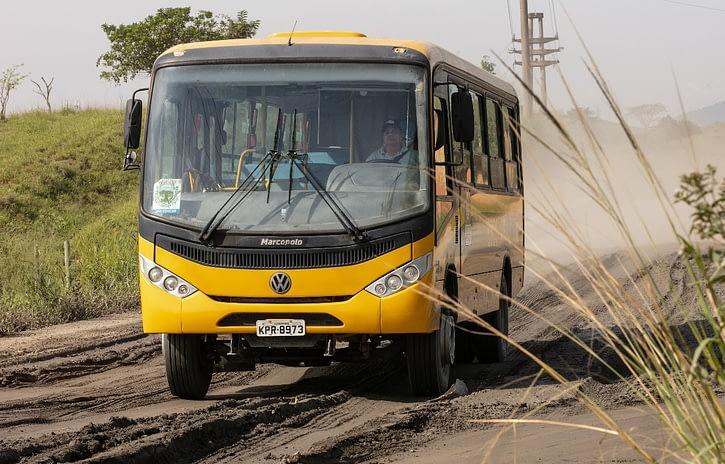 Imagem ilustrativa da notícia: Governo confirma 6 mil ônibus para o Caminho da Escola