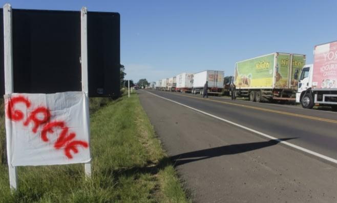 Imagem ilustrativa da notícia: Greve deixa setor sem Rota e sem produção