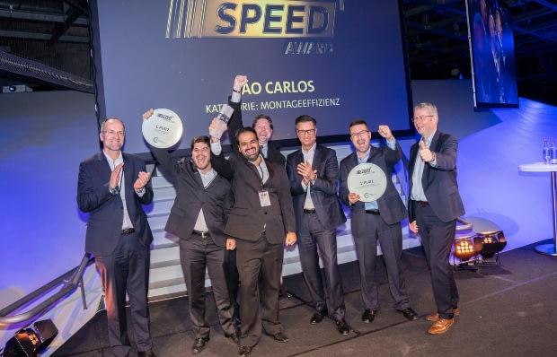 Imagem ilustrativa da notícia: Fábrica de São Carlos é premiada pelo Grupo VW