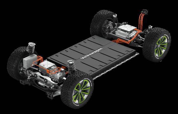Imagem ilustrativa da notícia: VW oferece plataforma de elétricos a concorrentes