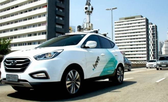 Imagem ilustrativa da notícia: Here fornece 90% dos mapas dos veículos brasileiros