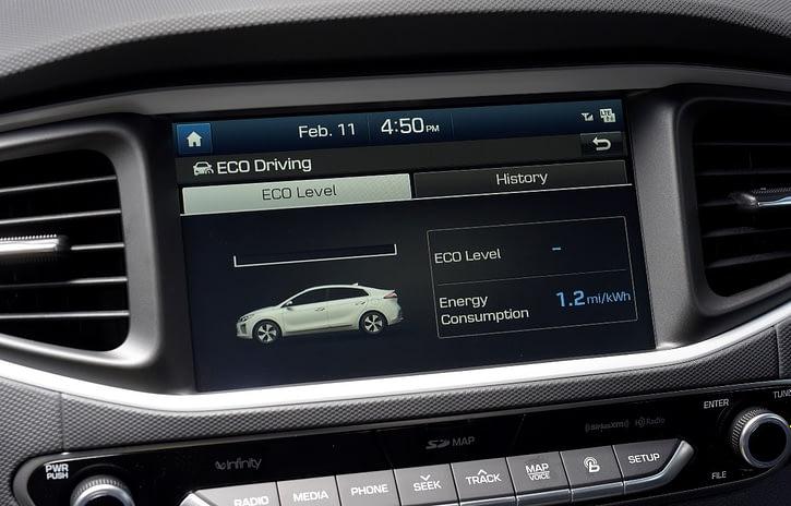 Imagem ilustrativa da notícia: Híbrido Hyundai chega ao Brasil em 2020