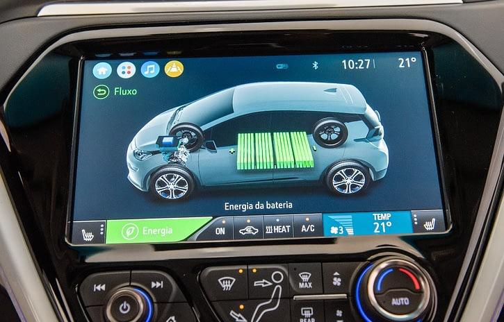 Imagem ilustrativa da notícia: Híbridos e elétricos alcançam 1% das vendas