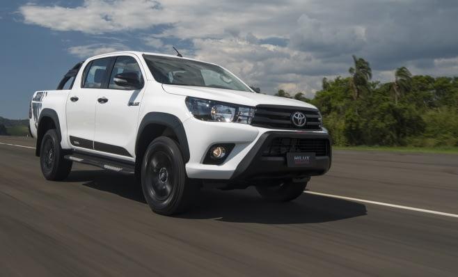 Imagem ilustrativa da notícia: Toyota expande oferta de Hilux e SW4