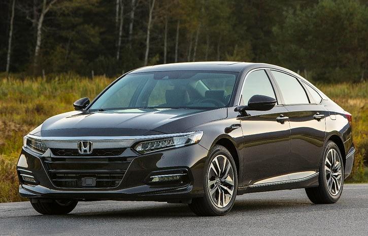 Imagem ilustrativa da notícia: Honda confirma Accord híbrido no Brasil