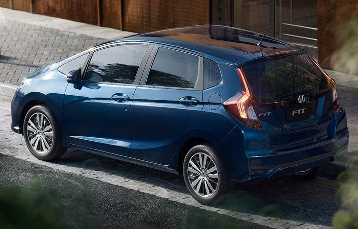 Imagem ilustrativa da notícia: Honda Fit é o PcD menos desvalorizado