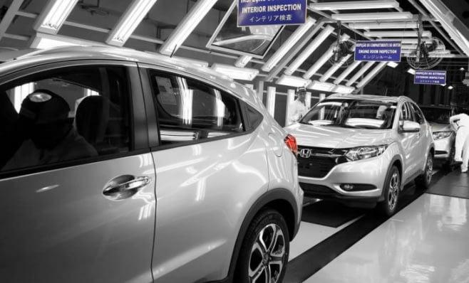 Imagem ilustrativa da notícia: Produção mundial da Honda aumenta 4,3% em seis meses