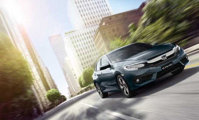 Imagem ilustrativa da notícia: Honda lança a linha 2019 do Civic
