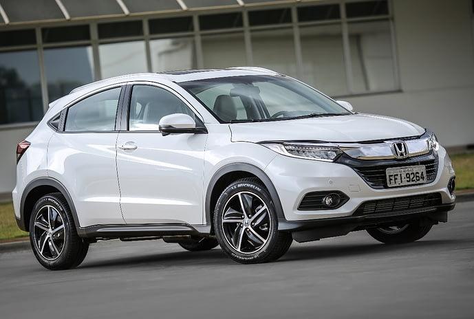 Imagem ilustrativa da notícia: Honda turbina o HR-V