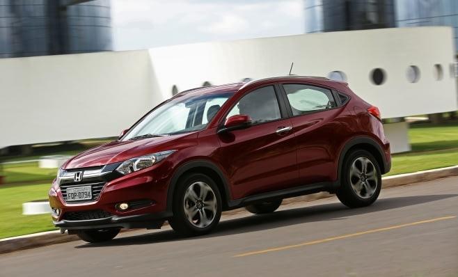 Imagem ilustrativa da notícia: Honda HR-V é o automóvel com maior valor de revenda