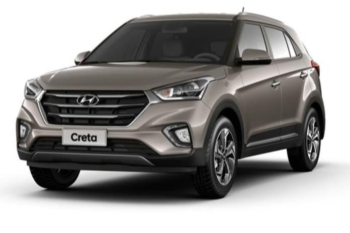 Imagem ilustrativa da notícia: Hyundai Creta ganha versão Limited