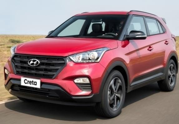 Imagem ilustrativa da notícia: Hyundai Creta é o novo líder dos SUVs compactos