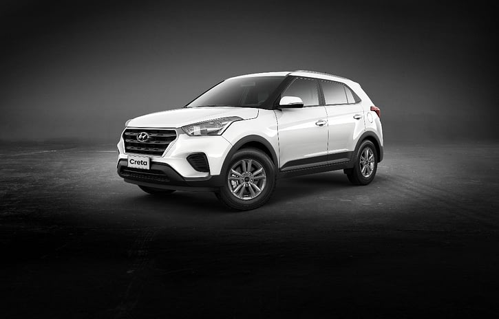 Imagem ilustrativa da notícia: Hyundai Creta foi o SUV mais vendido de agosto