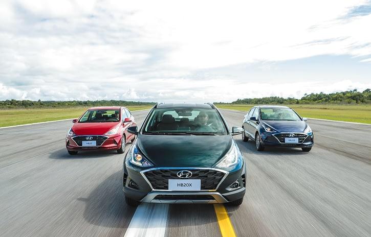 Imagem ilustrativa da notícia: Hyundai investiu US$ 200 milhões na nova geração do HB20