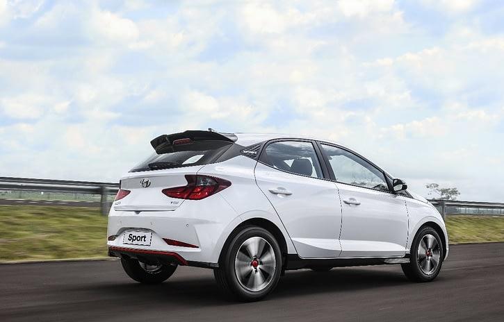 Imagem ilustrativa da notícia: Hyundai lança versão Sport do HB20