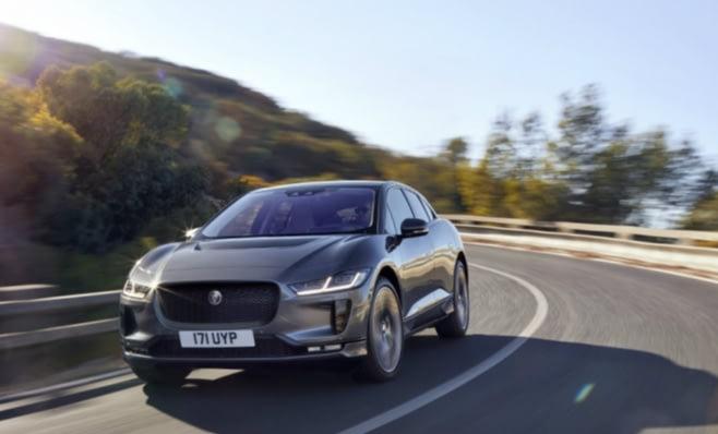 Imagem ilustrativa da notícia: Jaguar apresenta I-Pace, seu 100% elétrico