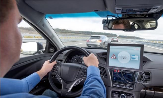 Imagem ilustrativa da notícia: Bosch, Vodafone e Huawei fazem parceria