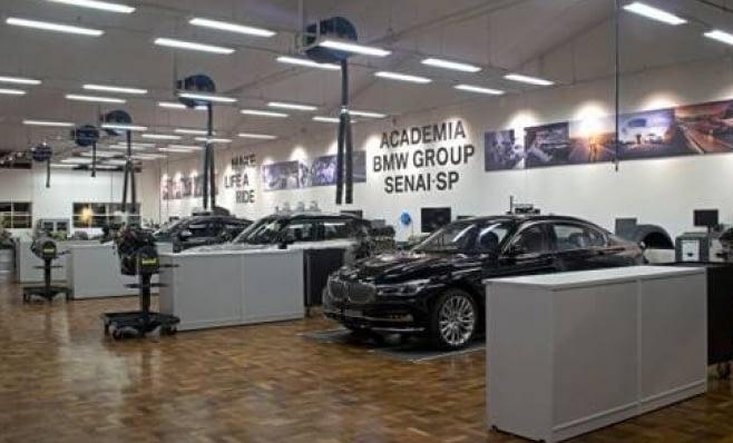 Imagem ilustrativa da notícia: BMW investe R$ 4 milhões em centro de treinamento