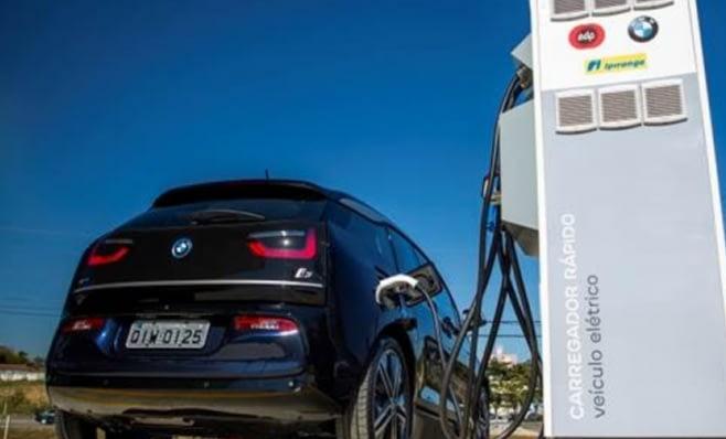 Imagem ilustrativa da notícia: BMW e EDP lançam primeiro corredor elétrico do Brasil