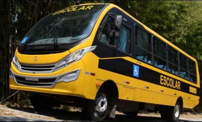 Imagem ilustrativa da notícia: M-B entregará 1,6 mil ônibus para Caminho da Escola