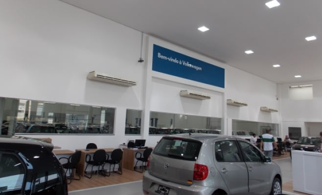 Imagem ilustrativa da notícia: Volkswagen moderniza sistema de vendas