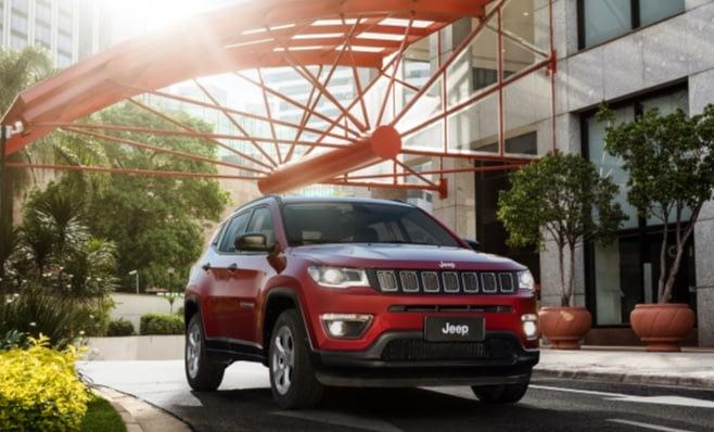 Imagem ilustrativa da notícia: Jeep vendeu mais de 100 mil SUVs