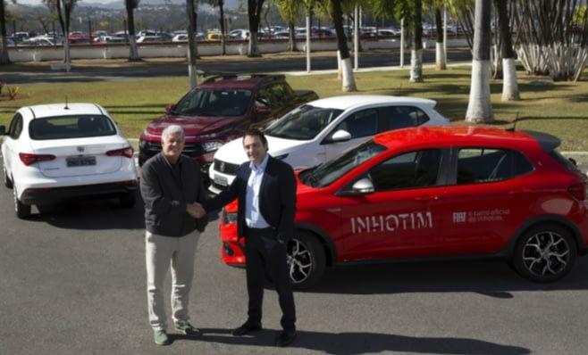 Imagem ilustrativa da notícia: FCA e Inhotim renovam parceria