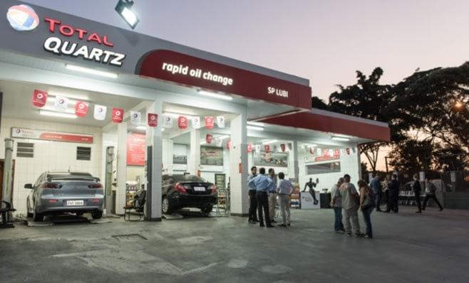 Imagem ilustrativa da notícia: Total terá vinte novos postos de troca de óleo