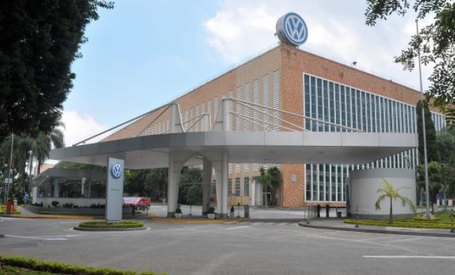 Imagem ilustrativa da notícia: VW concede férias a trabalhadores da Anchieta