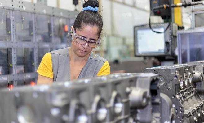 Imagem ilustrativa da notícia: Exportação de peças para a Argentina recua 15%