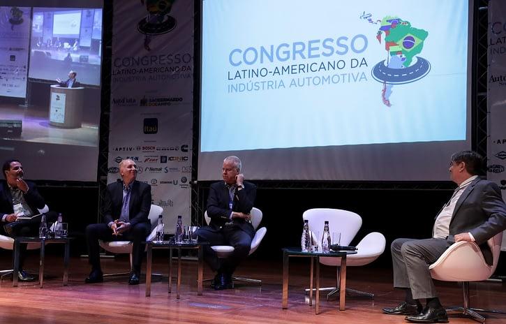 Imagem ilustrativa da notícia: Indústria automotiva da América Latina em debate no Congresso AutoData